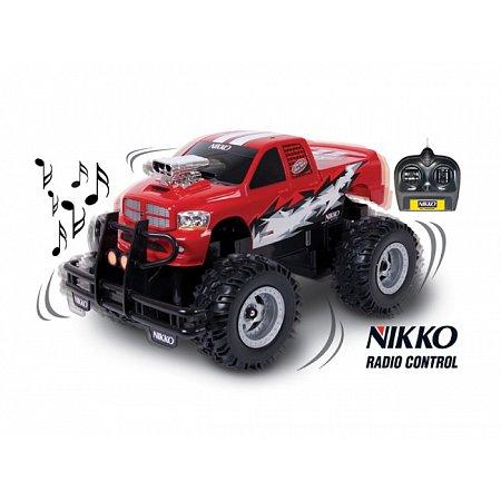 Машинка на р/у Mega Machine 1:16, Nikko 160700Z
