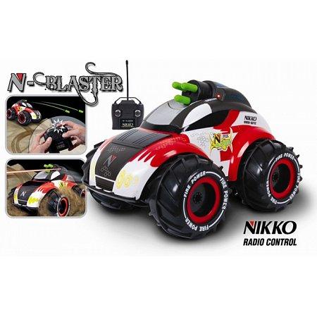 Машинка на р/у N-BlasteR (стреляет дротиками), Nikko 900015B2