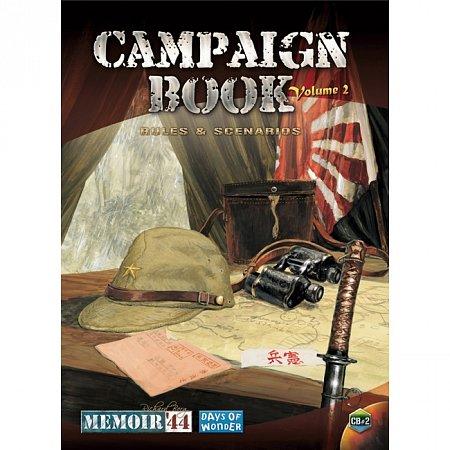 Memoir44 - Campaign Book Volume 2 - Настольная игра