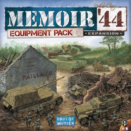 Memoir44 - Equipment Pack - Настольная игра