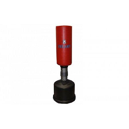 Мешок боксерский напольный водоналивной SB2135 (верх-резина, р-р 143смx56см (52смx56см))