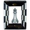 Металлическая головоломка Королева, Chess Puzzles Queen