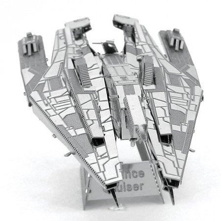 Металлическая сборная 3D модель Alliance Cruiser, Metal Earth (MMS313)