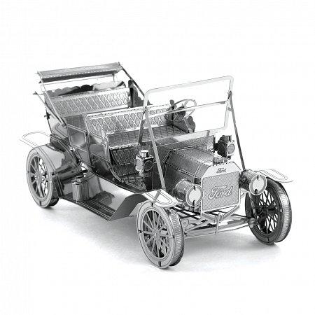 Металлическая сборная 3D модель Автомобиль Ford 1908 Model, Metal Earth (MMS051)