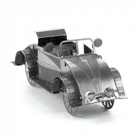 Металлическая сборная 3D модель Багги, Metal Earth (MMS006)