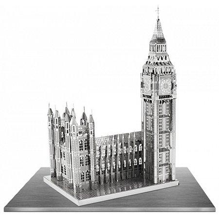 Металлическая сборная 3D модель Big Ben, Metal Earth (ICX018)