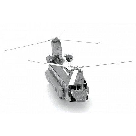Металлическая сборная 3D модель CH-47 Chinook, Metal Earth (MMS084)