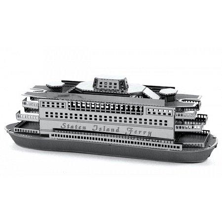 Металлическая сборная 3D модель Commuter Ferry, Metal Earth (MMS068)