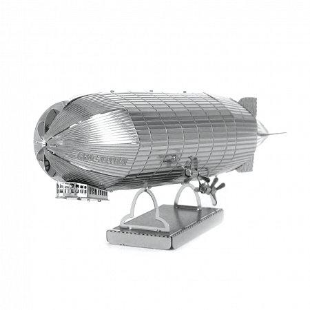 Металлическая сборная 3D модель Дирижабль Graf Zeppelin, Metal Earth (MMS063)