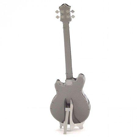 Металлическая сборная 3D модель Electric Bass Guitar, Metal Earth (MMS075)