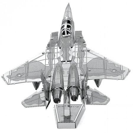 Металлическая сборная 3D модель F-15 Eagle, Metal Earth (MMS082)