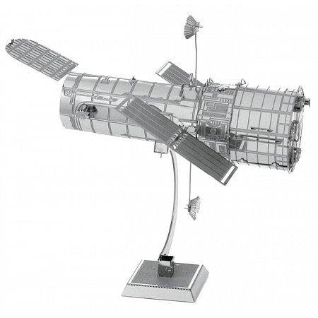 Металлическая сборная 3D модель Hubble Telescope, Metal Earth (MMS093)