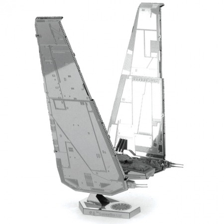 Металлическая сборная 3D модель Kylo Rens Command Shuttle, Metal Earth (MMS266)