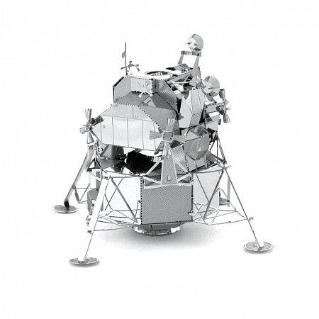 Металлическая сборная 3D модель Лунный модуль корабля Аполлон, Metal Earth (MMS078)