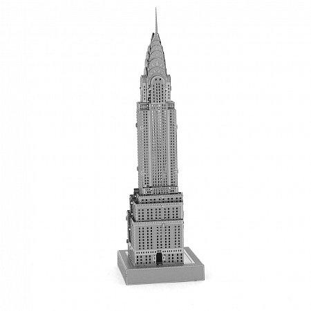 Металлическая сборная 3D модель Небоскреб Chrysler Building, Metal Earth (ICX014)