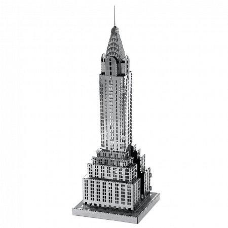 Металлическая сборная 3D модель Небоскреб Chrysler Building, Metal Earth (MMS009)