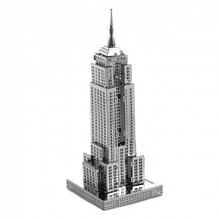 Металлическая сборная 3D модель Небоскреб Empire State Building, Metal Earth (MMS010)