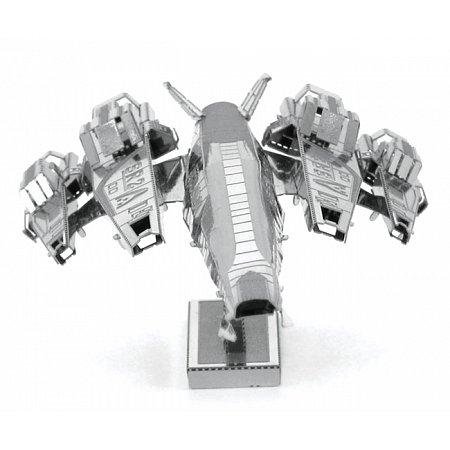 Металлическая сборная 3D модель Normandy SR2, Metal Earth (MMS311)