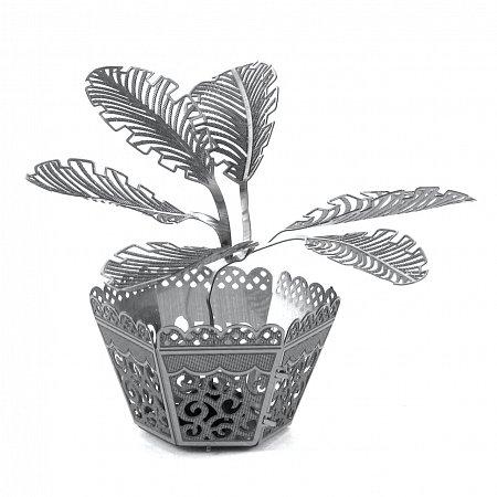 Металлическая сборная 3D модель Саговая пальма, Metal Earth (MMS021)