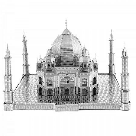 Металлическая сборная 3D модель Тадж-Махал, Metal Earth (ICX004)