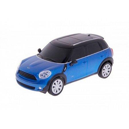 MINI автомобиль на радиоуправлении 1:24, MZ Meizhi, синій, 27022-6