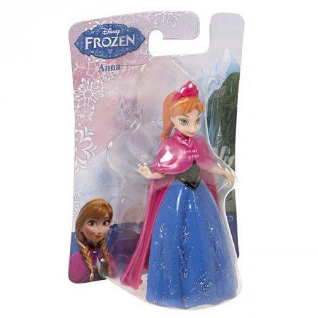 Мини-кукла Анна из м/ф Холодное сердце, Disney Princess, Mattel, Анна, DFT33-1