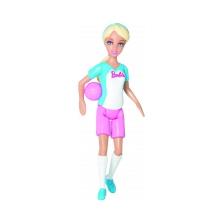 Мини-кукла Барби-футболистка, серия Я могу быть, Barbie, Mattel, Футболистка, CCH54-2