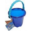 Мини-ведерце (цвет океан), игрушка для игры с песком и водой, Battat (BX1434Z)