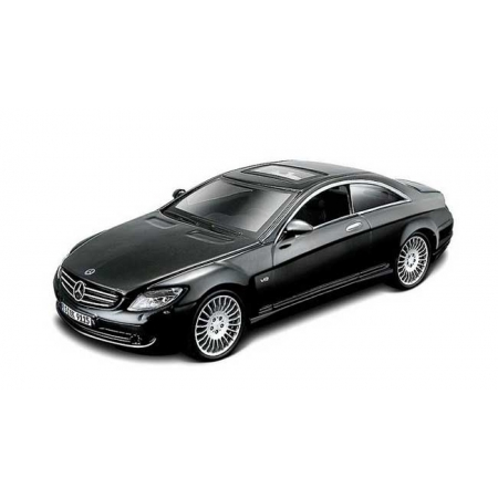 Модель - Mercedes Benz CL-550 (чёрный) 1:32, Bburago, 18-43032-2