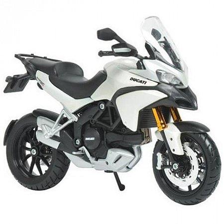 Модель мотоцикла (1:12) Ducati Multistrada 1200S, Maisto 31101-5