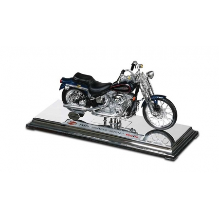Модель мотоцикла (1:18) Harley-Davidson в асорт. -сер.31 (6 вид.х2) Maisto 39360-31