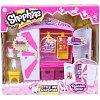 Модный гардероб, 6 шопкинсов, аксессуары, Shopkins S4, 56298