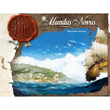 Mundus Novus - Настольная игра