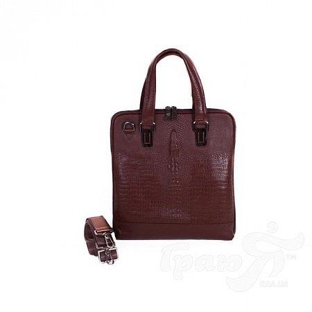 Мужская кожаная сумка ETERNO (ЭТЭРНО) E9389-1-brown