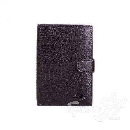 Мужской кошелек с бумажником для водителя из качественного кожезаменителя BALISA (БАЛИСА) MISS17349