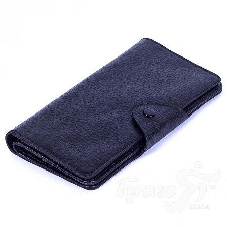 Мужской кожаный кошелек VALENTA (ВАЛЕНТА) XP2581