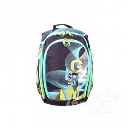 Мужской рюкзак GRIZZLY (ГРИЗЛИ) GRU321-1-3
