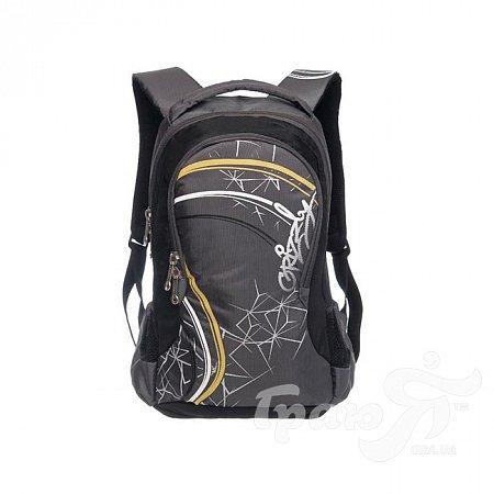 Мужской рюкзак GRIZZLY (ГРИЗЛИ) GRU328-1-grey