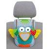 Музыкальная сова - развивающий центр для автомобиля (свет, звук), Taf Toys, 11815