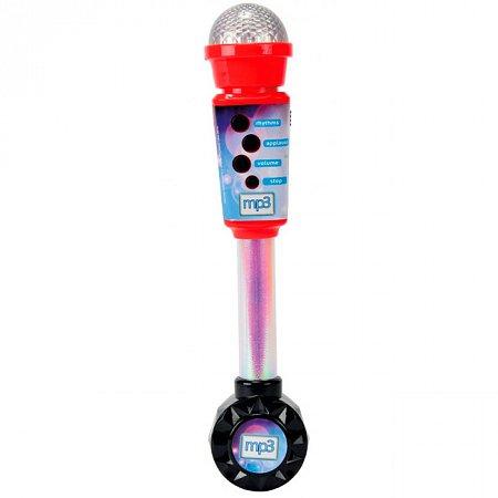 Музыкальный инструмент Микрофон с разъемом для МР3 плеера, My Music World, 683 0401
