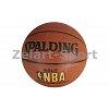 Мяч баскетбольный PU №7 SPALDING BA-4256 NBA WIDE CHANEL (PU, бутил, оранжевый)