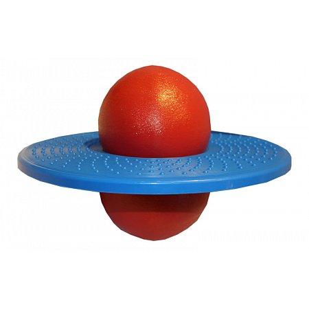 Мяч для прыжков и удержания равновесия POGO BALL FI-3403 (G-11) (пластик, резина, d-37,5см)