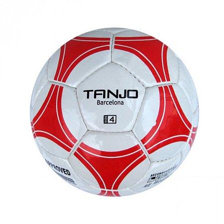 Мяч футбольный №4 PU ламин. TANJO MTP-29 (№4, 5 сл., сшит вручную)