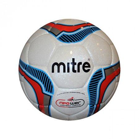 Мяч футбольный №5 CORD SHINE MITR MR-14-CS (№5, 5 сл., сшит вручную)