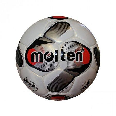 Мяч футбольный №5 CORD SHINE MOLTEN MOL-11-CS (№5, 5 сл., сшит вручную)