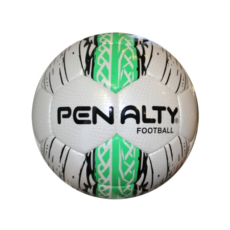 Мяч футбольный №5 CORD SHINE PENALTY PEN-13-CS (№5, 5 сл., сшит вручную)