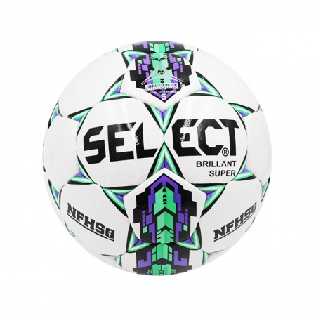 Мяч футбольный №5 CORD ST BRILLANT SUPER ST-3-C (№5, 5 сл., сшит вручную)