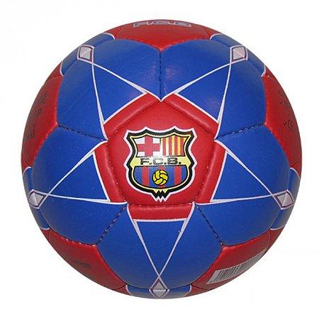 Мяч футбольный №5 Гриппи 5сл. BARCELONA FB-0047-3032 (№5, 5 сл., сшит вручную)