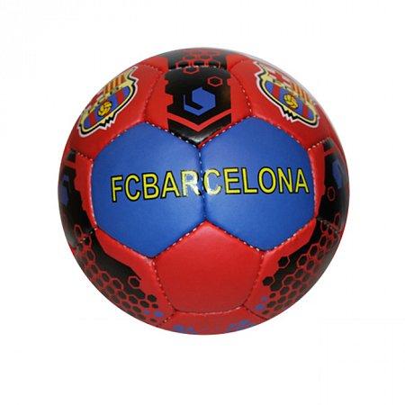 Мяч футбольный №5 Гриппи 5сл. BARCELONA FB-0047-5103 (№5, 5 сл., сшит вручную)