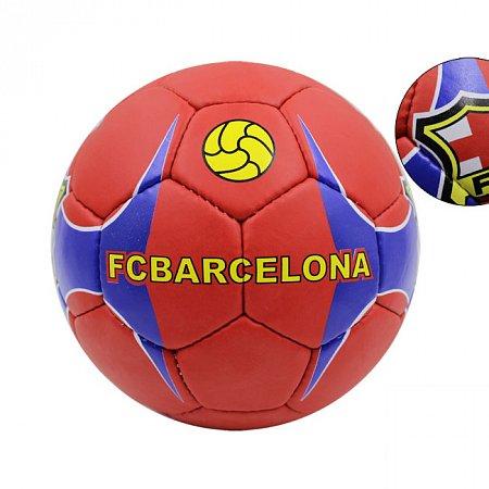 Мяч футбольный №5 Гриппи 5сл. BARCELONA FB-0047B-453 (№5, 5 сл., сшит вручную)